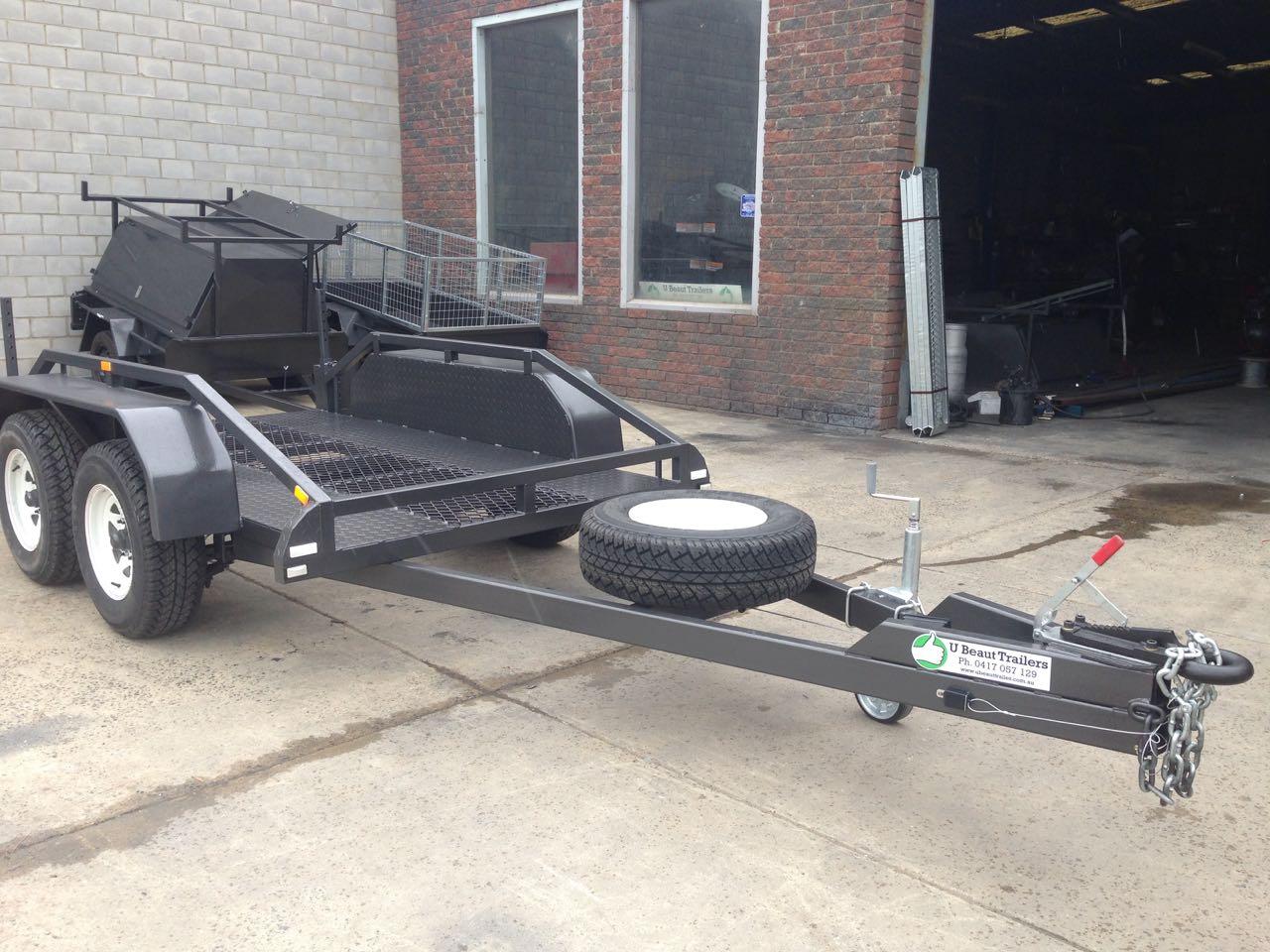 9x5 Plant trailer