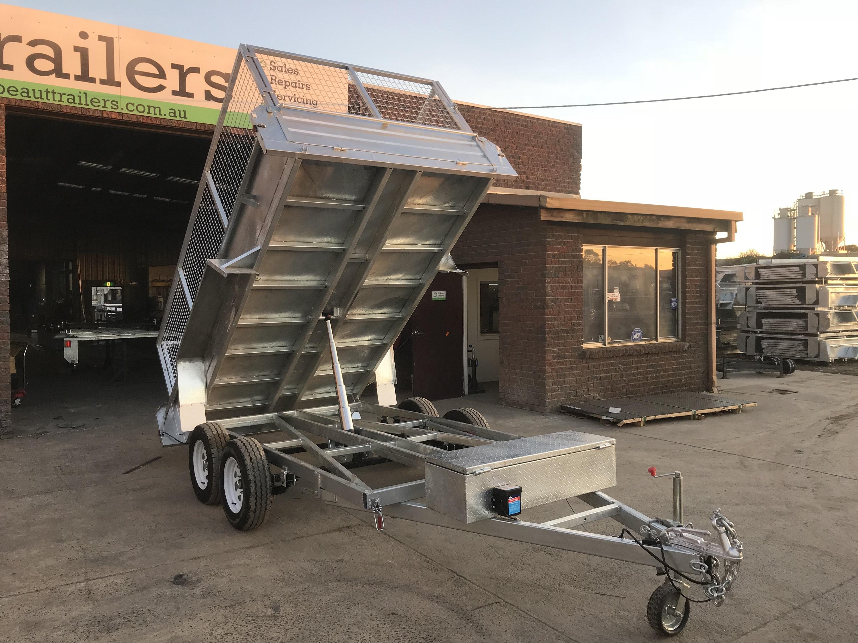 12x6 Hydraulic Tipper trailer 3500kg